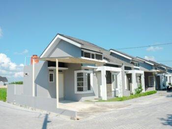 Perumahan pekanbaru D'Village Regency 3